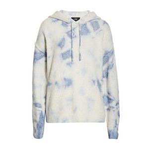 Line the label Phillippa tie dye hoodie